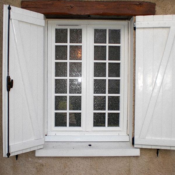Fenêtre en PVC Val d'Oise