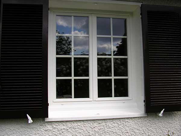 Fenêtre PVC par PVEG