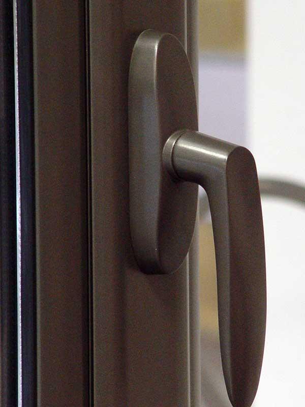 Fenêtre aluminium par PVEG