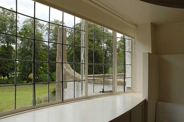 Les vitres posées par PVEG