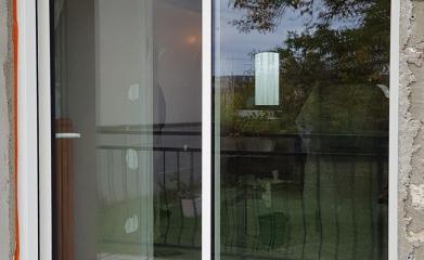 Pose et remplacement baie vitrée coulissante 95 image 7