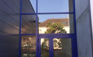 Installation façade vitrée bureaux image 3