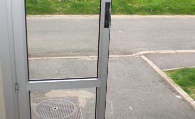 Pose de porte d'immeuble pour copropriété image 6