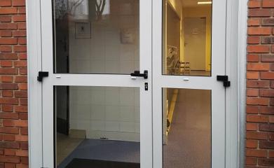 Pose de porte d'immeuble pour copropriété image 4