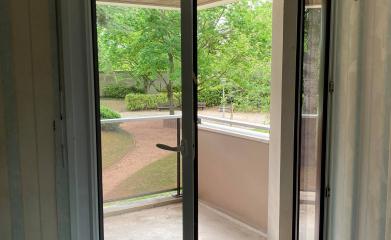 Pose porte fenêtre alu 95 image 5