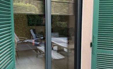 Pose porte fenêtre alu 95 image 2