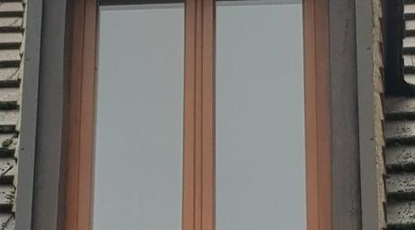Remplacement de fenêtres en PVC faux bois 95