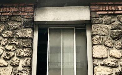 Pose fenêtre coulissante alu volet exterieur image 4