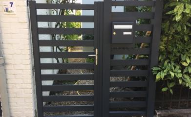 pose portail et portillon 95 image 2