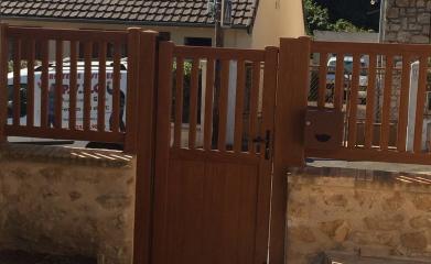 Remplacement portail dans le Val d'Oise 95 image 3