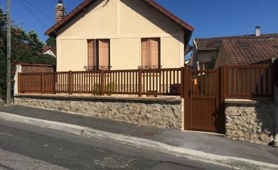 Remplacement portail dans le Val d'Oise 95 image 4