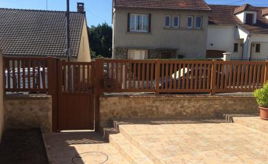 Remplacement portail dans le Val d'Oise 95 image 5