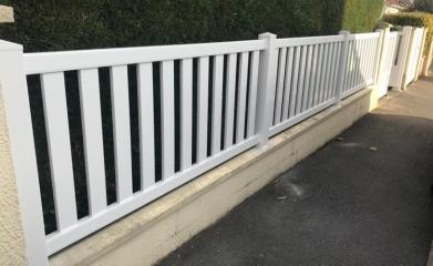 Rénovation portail et clôture 95 image 4
