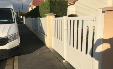 Rénovation portail et clôture 95 image 5