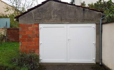 Pose de portes de garage battantes 95 image 2