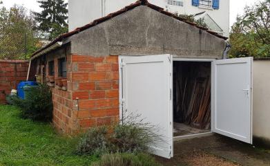 Pose de portes de garage battantes 95 image 3