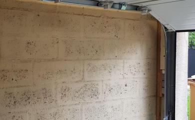 Installation porte de garage sectionnelle 95 image 4