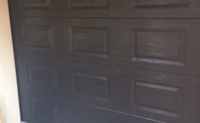 Pose de porte de garage sectionelle 95 image 3