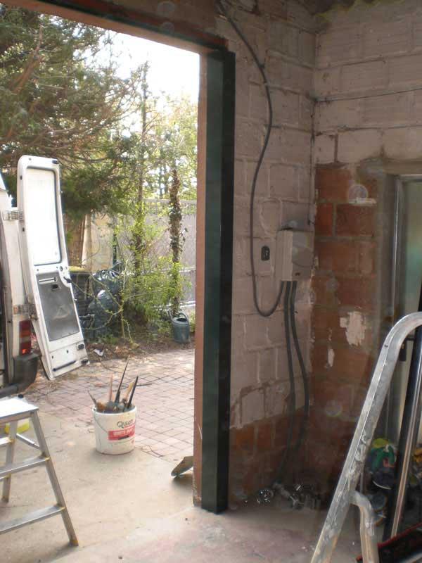Pose porte de garage Val-d'Oise