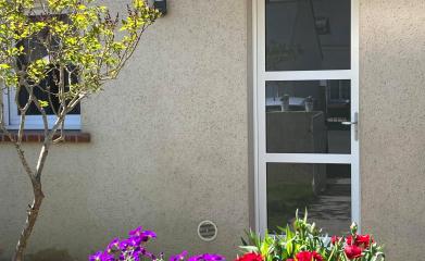 Remplacement porte d'entrée alu 95 image 2