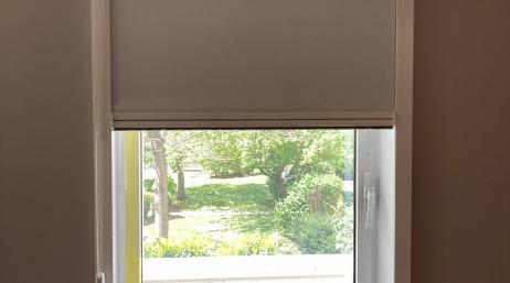 Changement de stores fenêtres