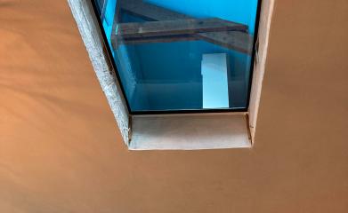 Installation sol et plancher en verre pour puit de lumière 95 image 3
