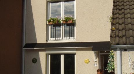 Installation volets roulants portes et fenêtres