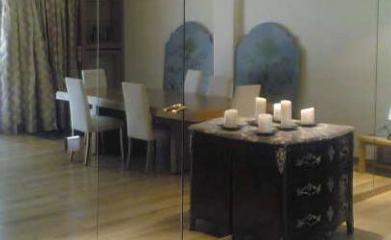 Réalisation d'un mur miroir image 2