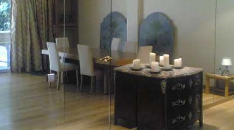 Réalisation d'un mur miroir